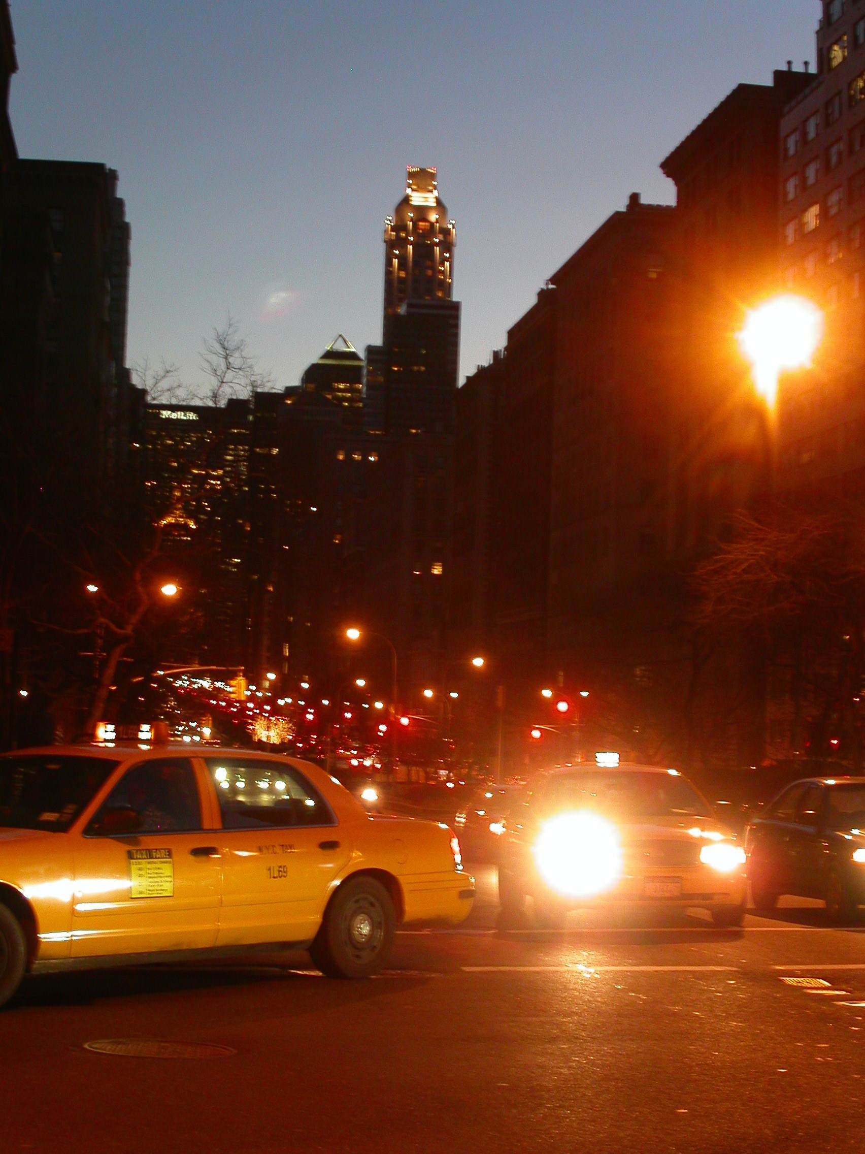 Three Months in a New York Minute