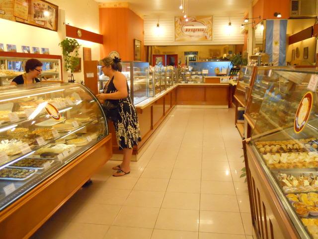 El Progreso Bakery in Buenos Aires