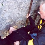 Blarney Lips on the Blarney Stone