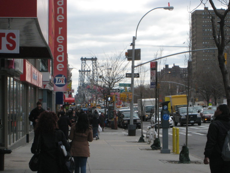A French Connection on the Lower East Side