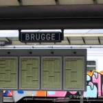 Welcome to Belgium at Bruges Central Station