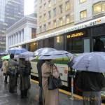 Moody San Francisco on a Rainy Day