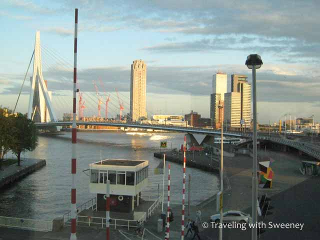 The Inntel at Rotterdam, The Netherlands