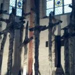 St. Marienkirche: 14 Broken Crosses