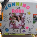 Supporting Walk MS: Running for Roni