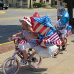 Barks and Bikes in Small Town U.S.A.