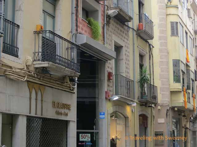 Windows of Girona