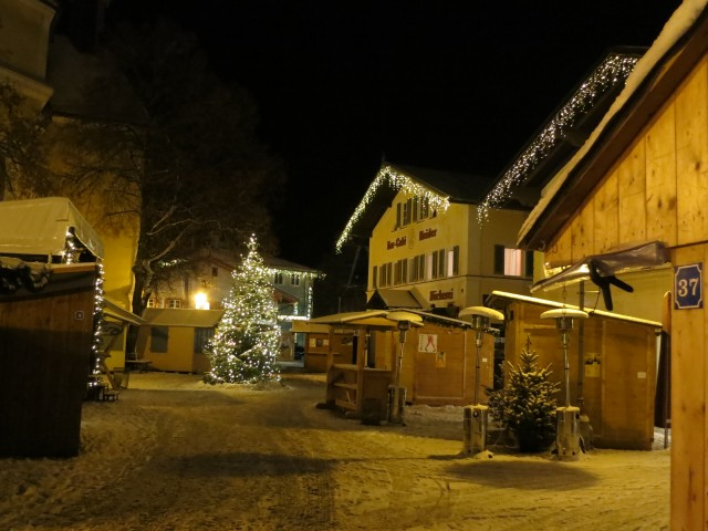 Christmas in Bavaria: Scenes of Prien