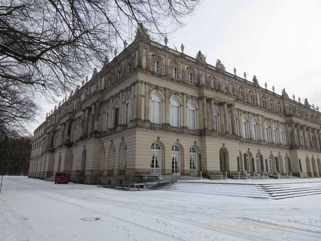 King Ludwig II and Herrenchiemsee Palace