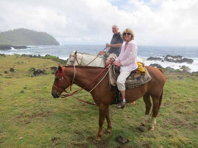 Horseback Riding and Talking Story in Hana