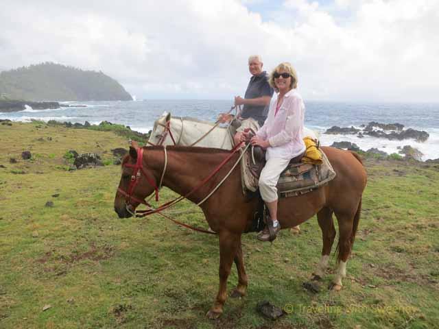 Horseback Riding and Talking Story in Hana