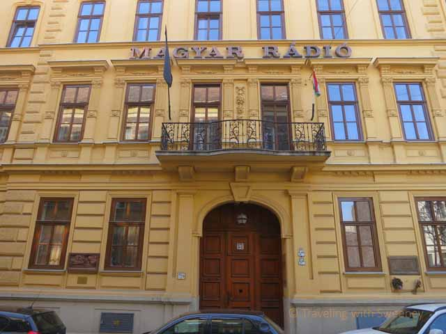 Budapest District 8: The Palace Neighborhood