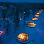 Camping in the Snow: Winter adventures in Lapland