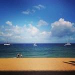 Molokai and Maui Beach Memories