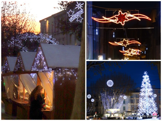 Celebrating Christmas Traditions in Provence