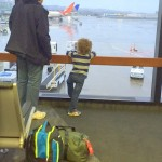 First Flight: Traveling with a Five-Year-Old