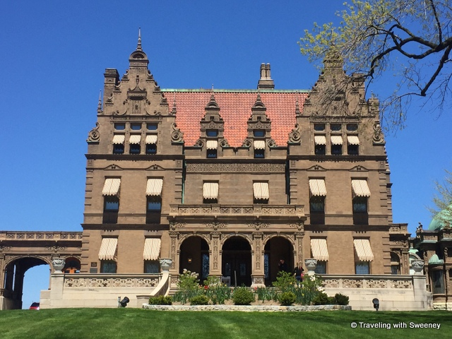 Pabst Mansion in Milwaukee, Wisconsin