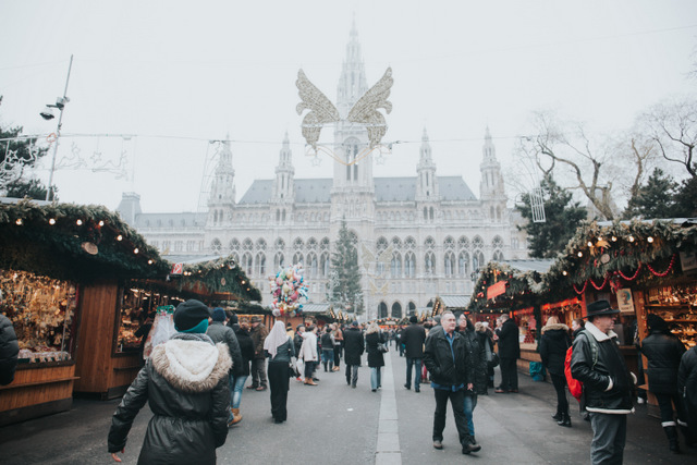 Vienna, Austria -- Photo by Alisa Anton on Unsplash