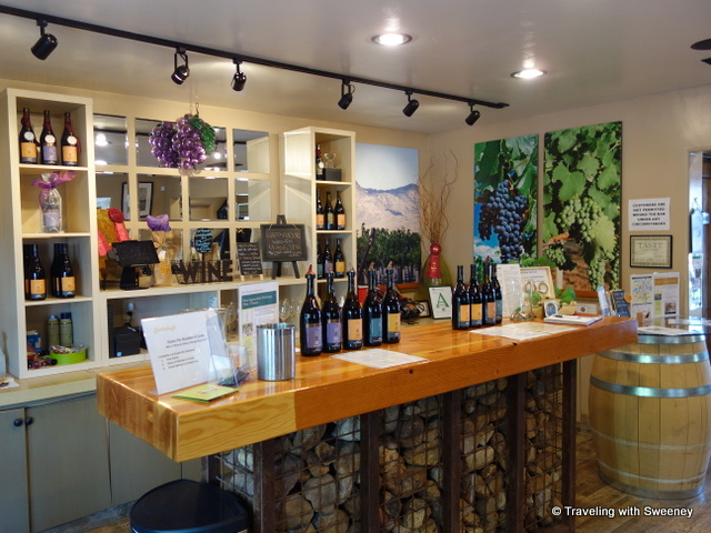 LDV Winery Tasting Room in Scottsdale, Arizona