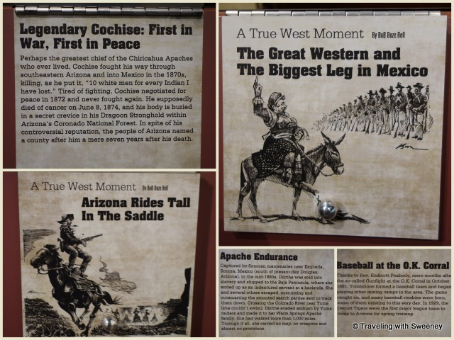 "Interesting bit of Western life in ""True West Moments"" at Western Spirit: Scottsdale's Museum of the West"