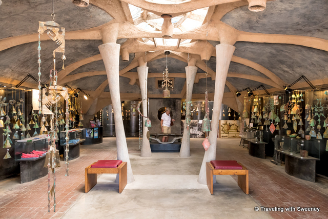 Cosanti Showroom -- Photo courtesy of Experience Scottsdale
