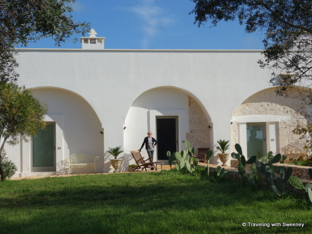 Masseria holiday rental in Ostuni, Italy