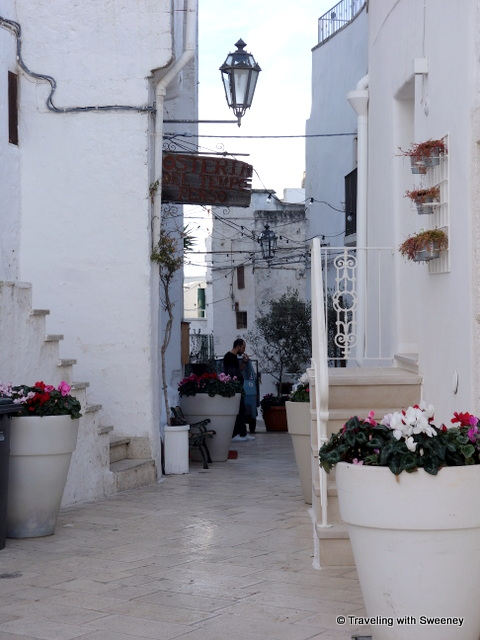 "A stroll through the ""White City"", Ostuni, Italy"