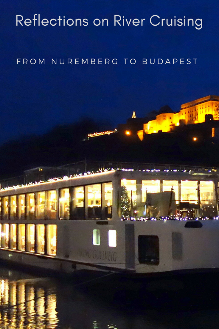 Reflections on European river cruising -- what we liked about our cruise on the Danube River with Viking River Cruises