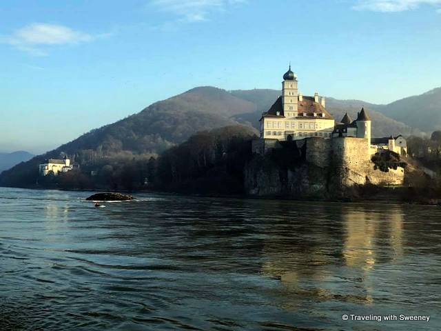 Smooth sailing -- Scenes along the Wachau Valley on a Viking River Cruises Romantic Danube cruise