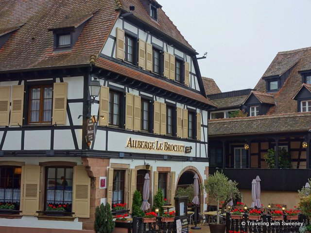 Auberge Le Brochet in Barr, France