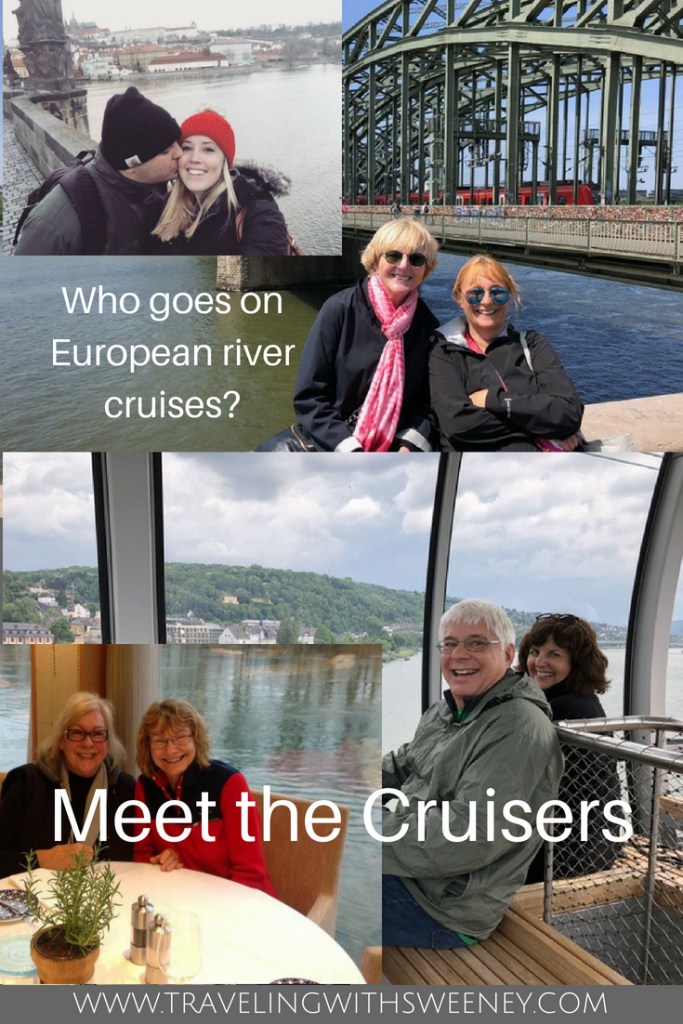 Some of the nice people we've met on our Viking European river cruises