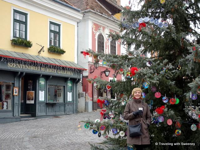 Christmas in Szentendre, Hungary