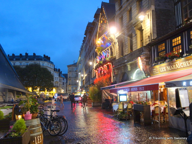 7-Day Normandy and Brittany Itinerary