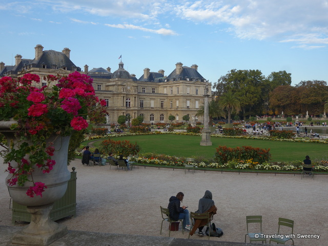 Saturday in the park: Luxembourg Gardens, a Parisian urban oasis