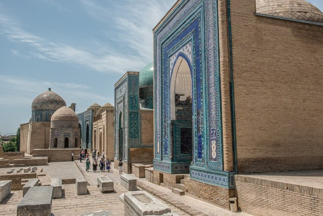Uzbekistan -- Photo courtesy of Barbara Nelson Photography