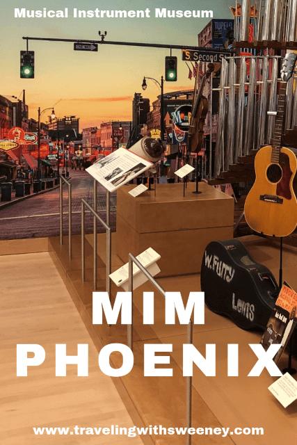 Musical Instrument Museum (MIM) in Phoenix, Arizona