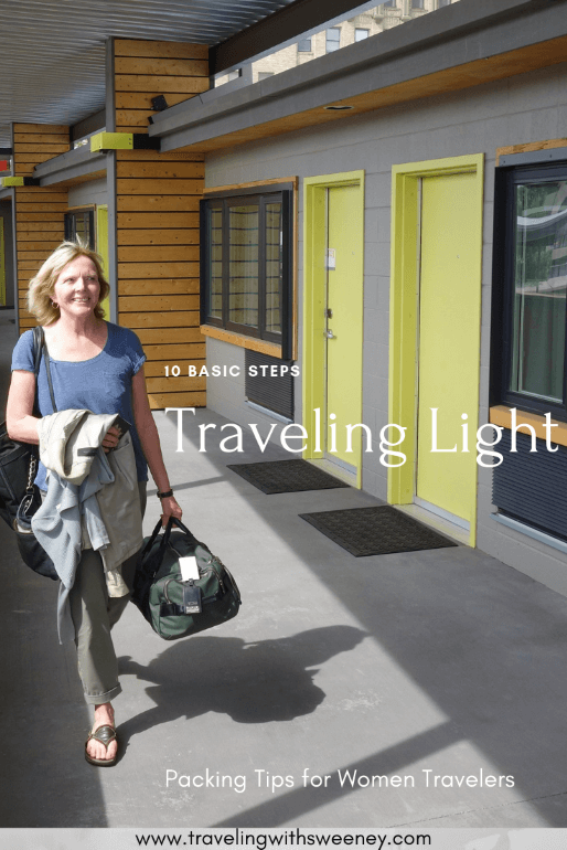 10 steps and great ideas for packing your travel bags. These simple and practical tips are based on my personal experiences as a woman, but men will also find this information helpful.