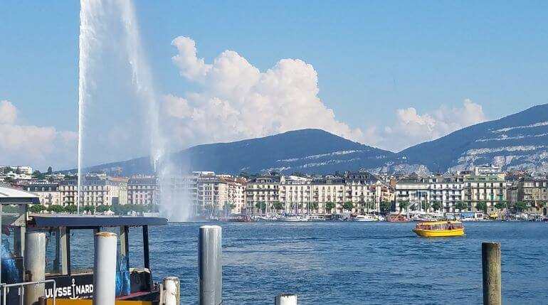 Geneva, Switzerland: A Captivating European Destination