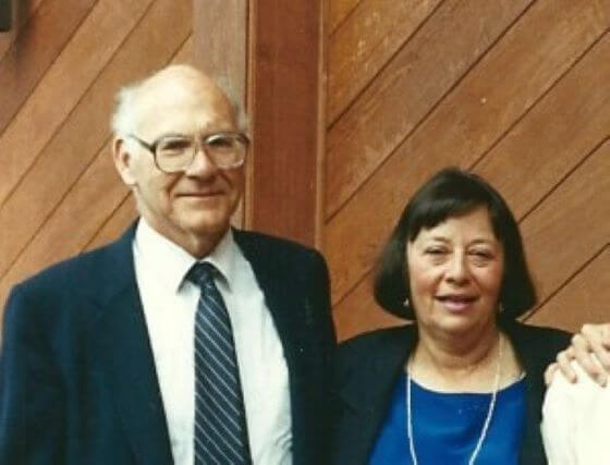 Rachel Heller's mother and father
