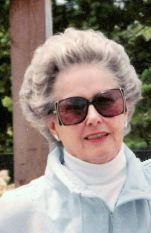 Bonnie Carroll's mother Rose -- Photo courtesy of Bonnie Carroll