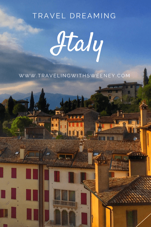 Dreaming of Italy