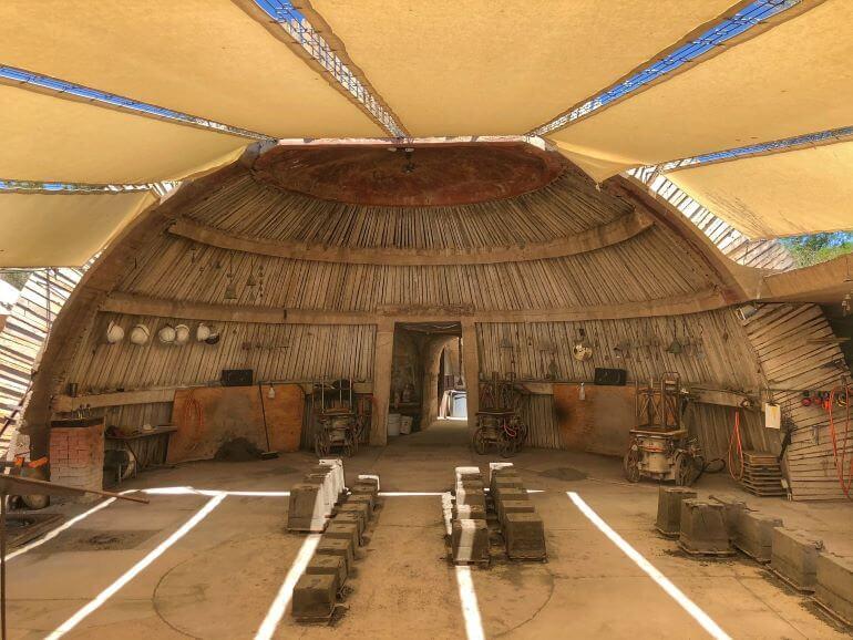 Foundry at Cosanti Originals in Paradise Valley, AZ