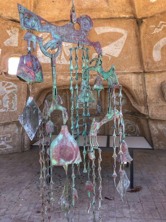 Bells at Cosanti Originals in Paradise Valley, AZ