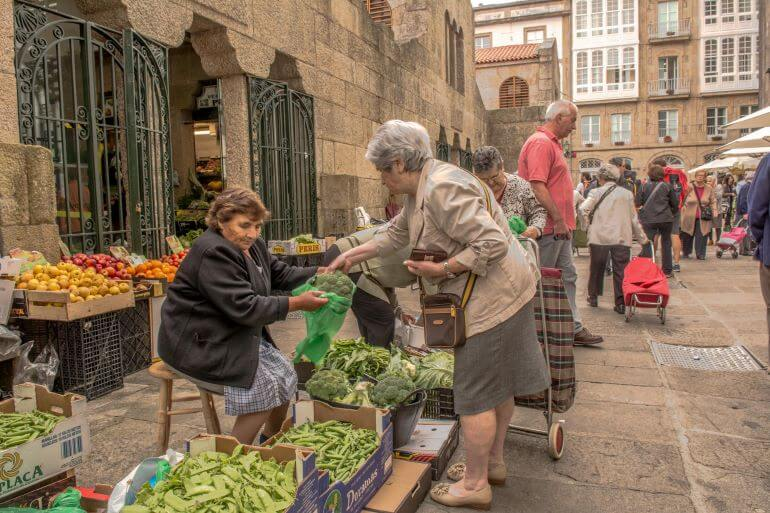 Food and Culture on the Camino de Santiago