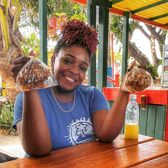 Tiffany of Eat 'n Lime Food Tours in Antigua