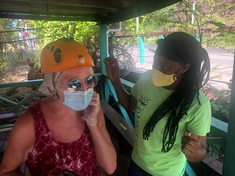 Adventures and Misadventures in Antigua